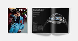 Tempus 71: Celebrating sustainable style for the New Year