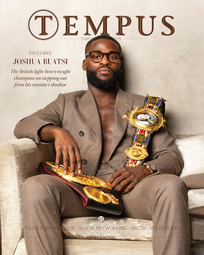 Tempus 65: what pro athletes can teach us about leadership