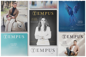 Tempus Magazine joins new publisher Vantage Media Group