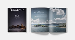 Tempus 70: the sudden change that led to a celebration of nature
