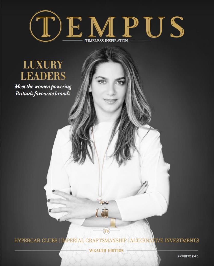 Tempus Wealth Edition 2018 celebrates women in luxury