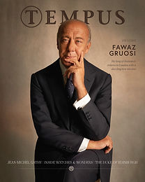 Tempus 73: the king of diamonds Fawaz Gruosi returns to the wonderful world of high jewellery