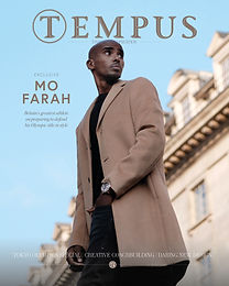 Tempus 74: Sir Mo Farah shares his Olympic hopes as the countdown to Tokyo begins