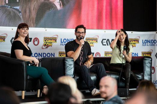 London Film & Comic Con 2019