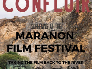 Maranon River film fest brings Confluir back to the river in June-August 2018