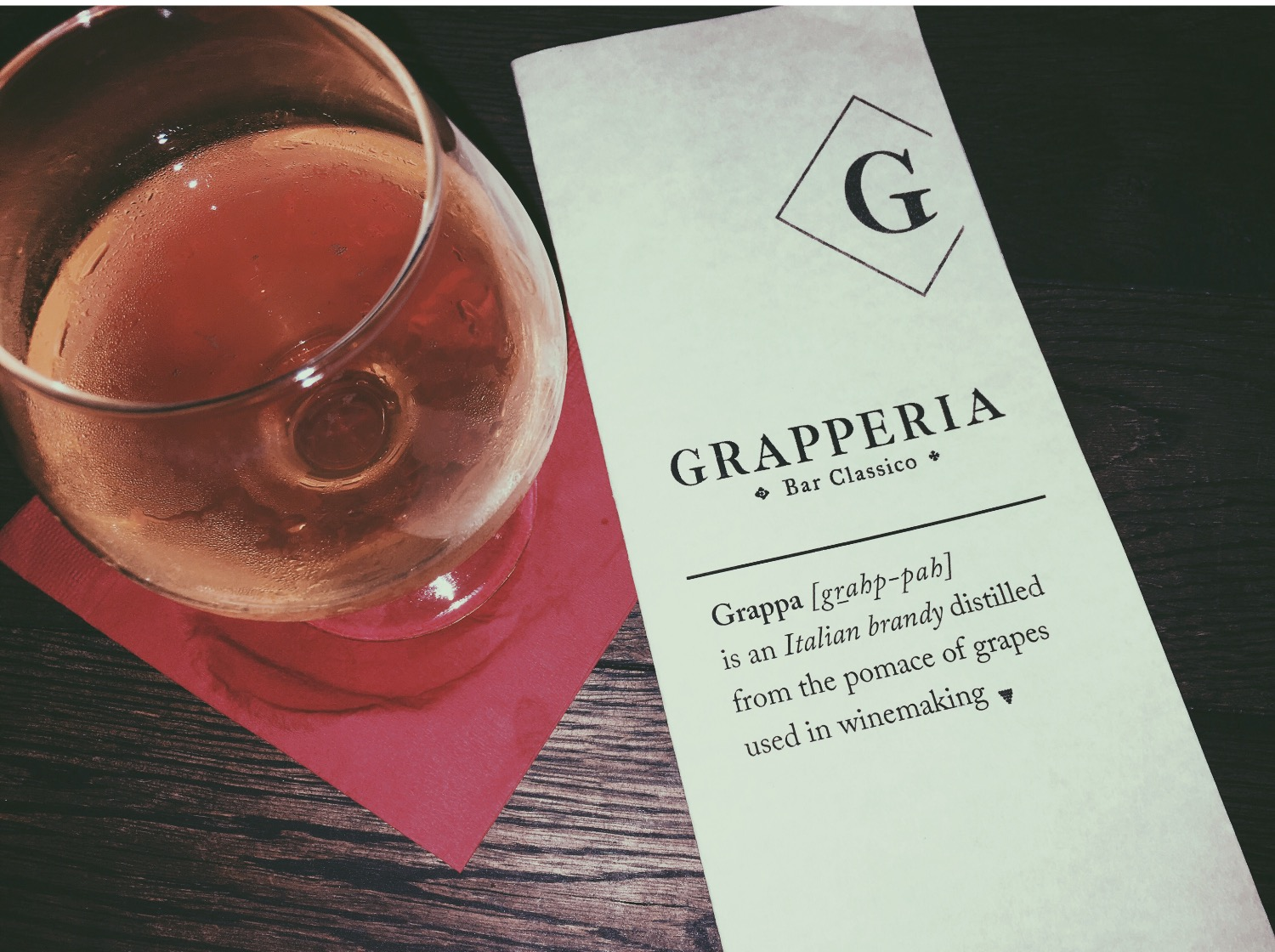 The Grapperia