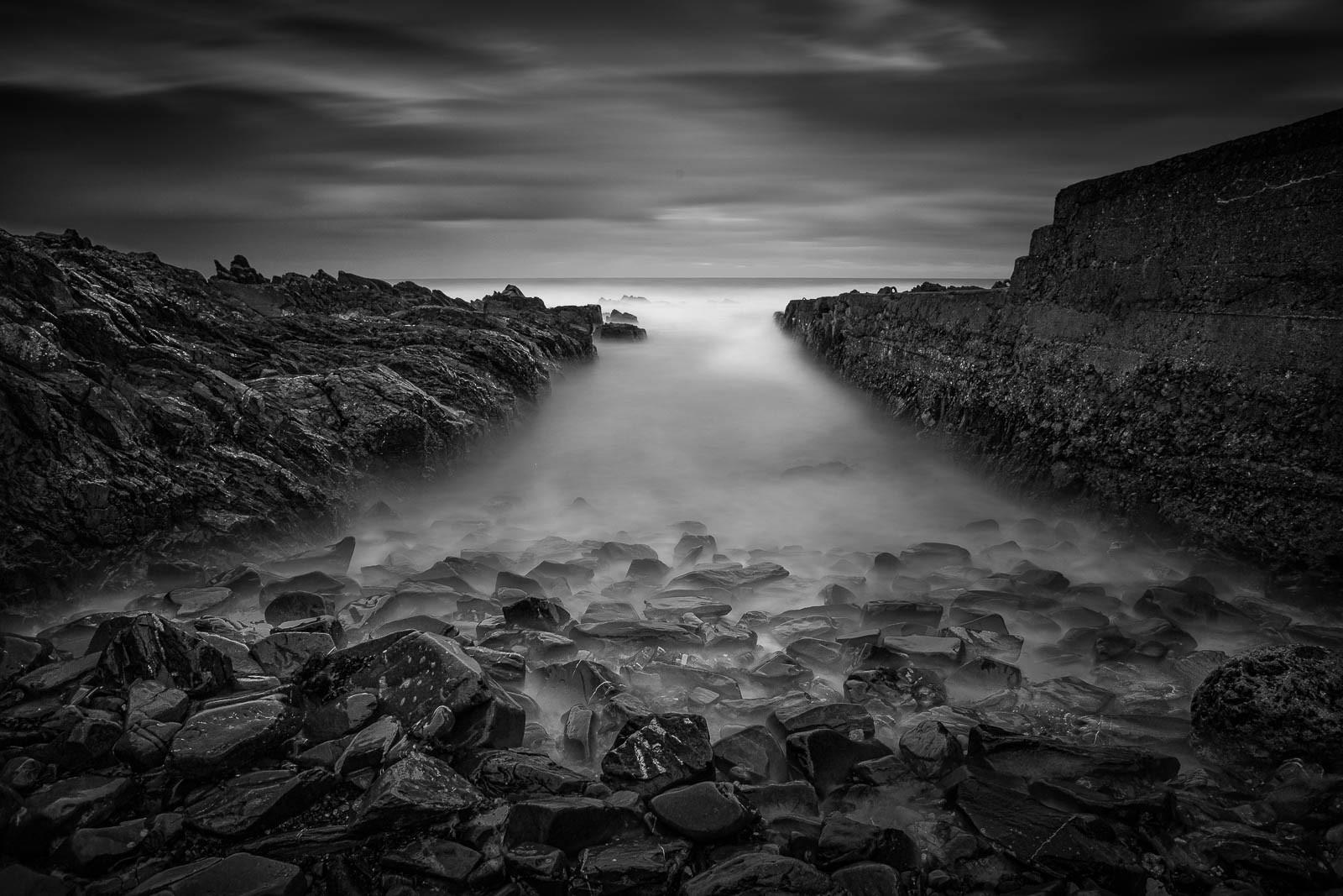 'St. John's Point' by Terry Hanna (12 marks)  -  Ballynahinch Camera Club