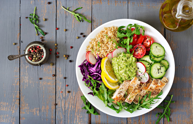 buddha-bowl-lunch-with-grilled-chicken-q