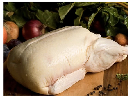 Fresh Whole Barbarie Duck