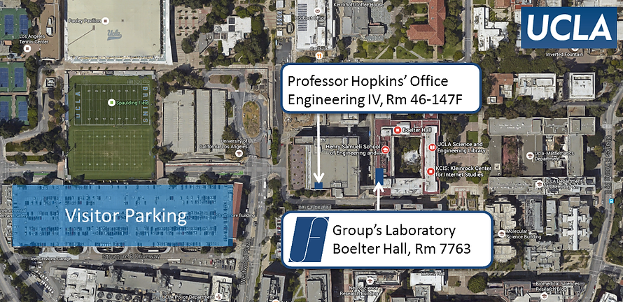 Flexible Research Group Location and Contact