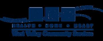 WVCS Logo - 48 Years - WVCS CoC Blue Tra
