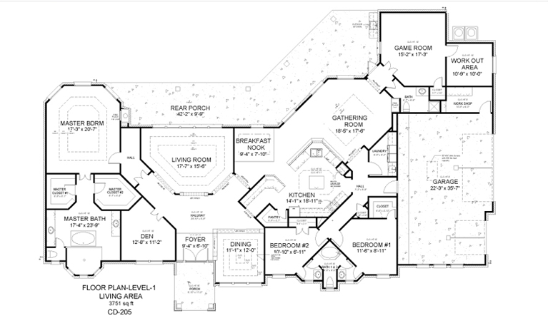CD205-FLOOR PLAN