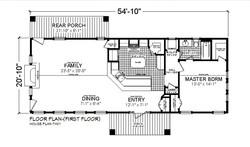 HOUSE PLAN-TH01-FRLPLN
