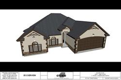 HOUSE PLN-CD229 B-3D OVERVIEW 01