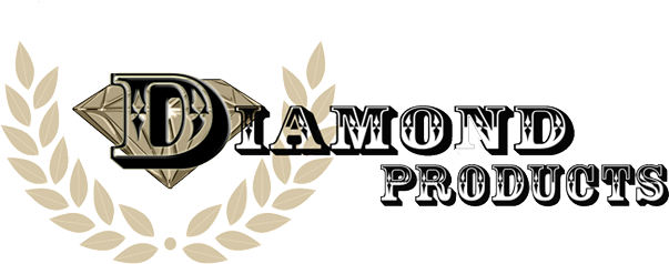 DIAMOND PRODUCTS GOLD-LOGO