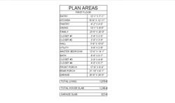 HOUSE PLAN-TH01-DIM