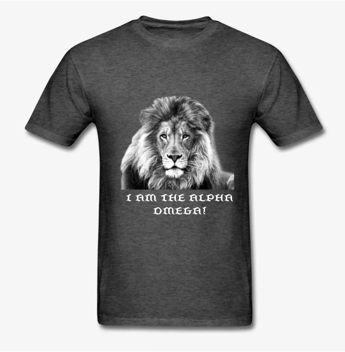 LION ALPHA OMEGA