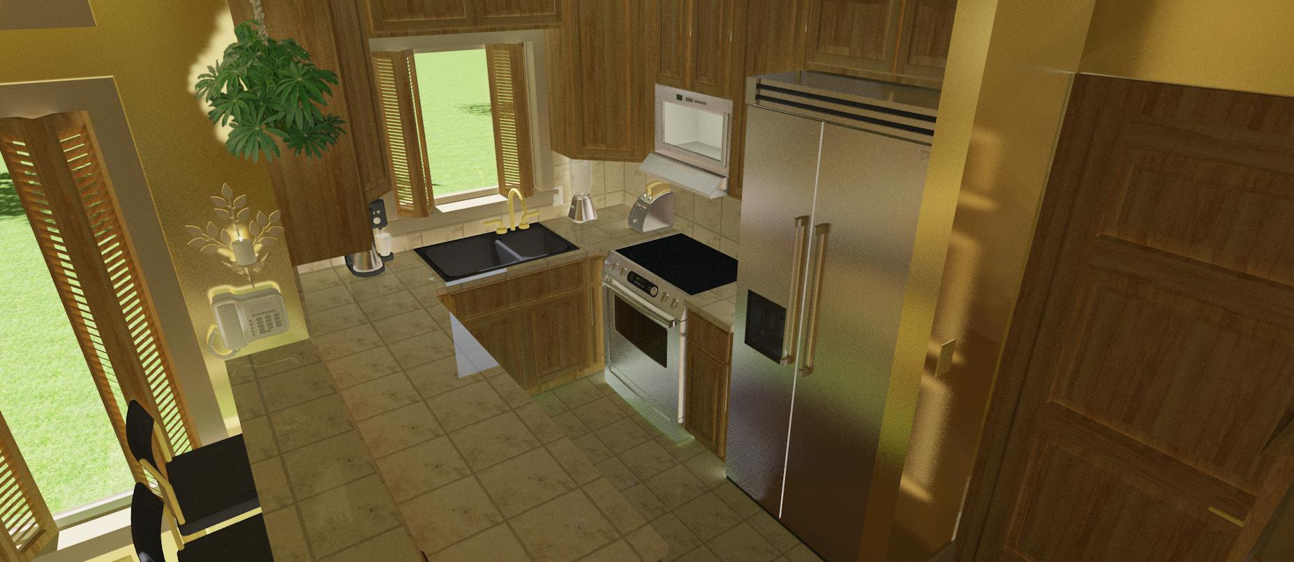 TH-01 KITCHEN 1