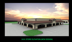 FRONT STORE ELEVATION-2