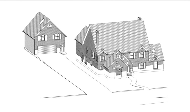 HOUSE PLAN-CD-OVERVIEW 1