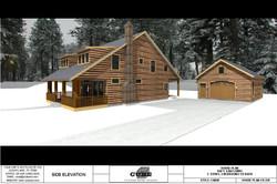 HOUSE PLAN-CD-228-2