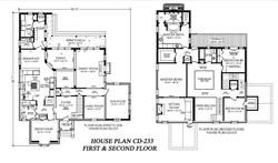 HOUSE PLAN-CD-LV1&LV2