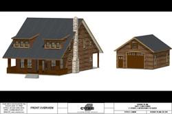 HOUSE PLAN-CD-228-1