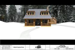 HOUSE PLAN-CD-228-3