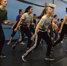 Hip hop classes