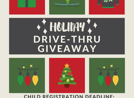 Spread Holiday Cheer with CCDN: Sponsors Needed!