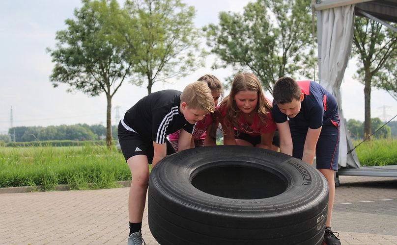 SGZ Zevenbergen Kids Power