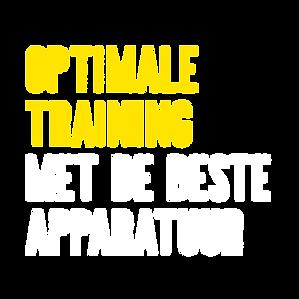SGZ Zevenbergen voor een optimale training