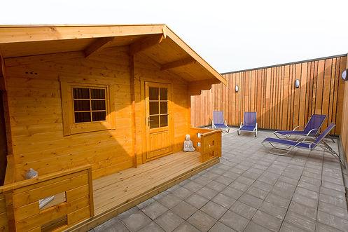 SGZ Zevenbergen Sauna en stoombad
