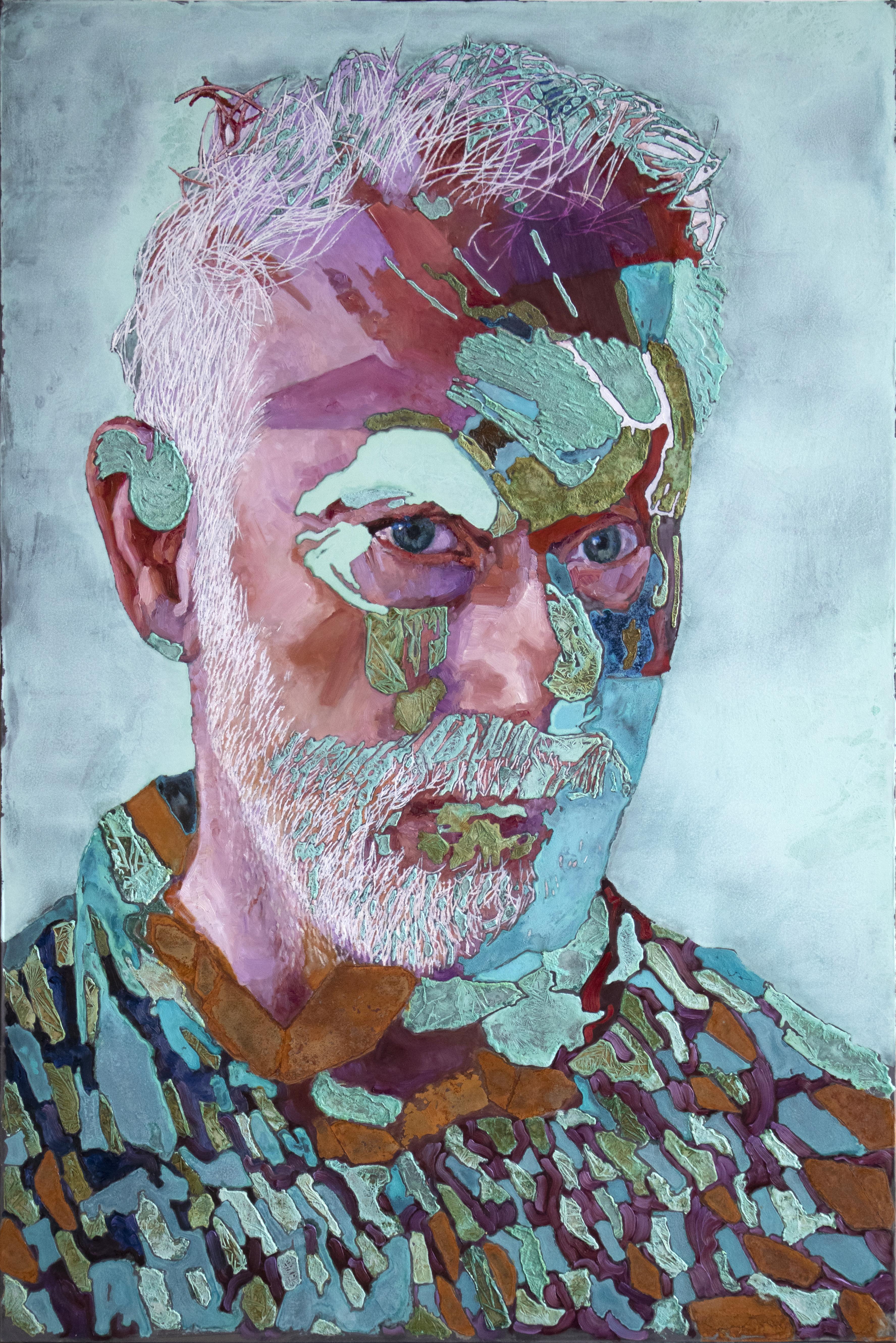 Self Portrait as Vincent II