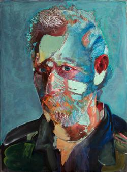 Self Portrait as Vincent
