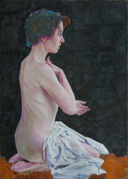Woman Bathing II