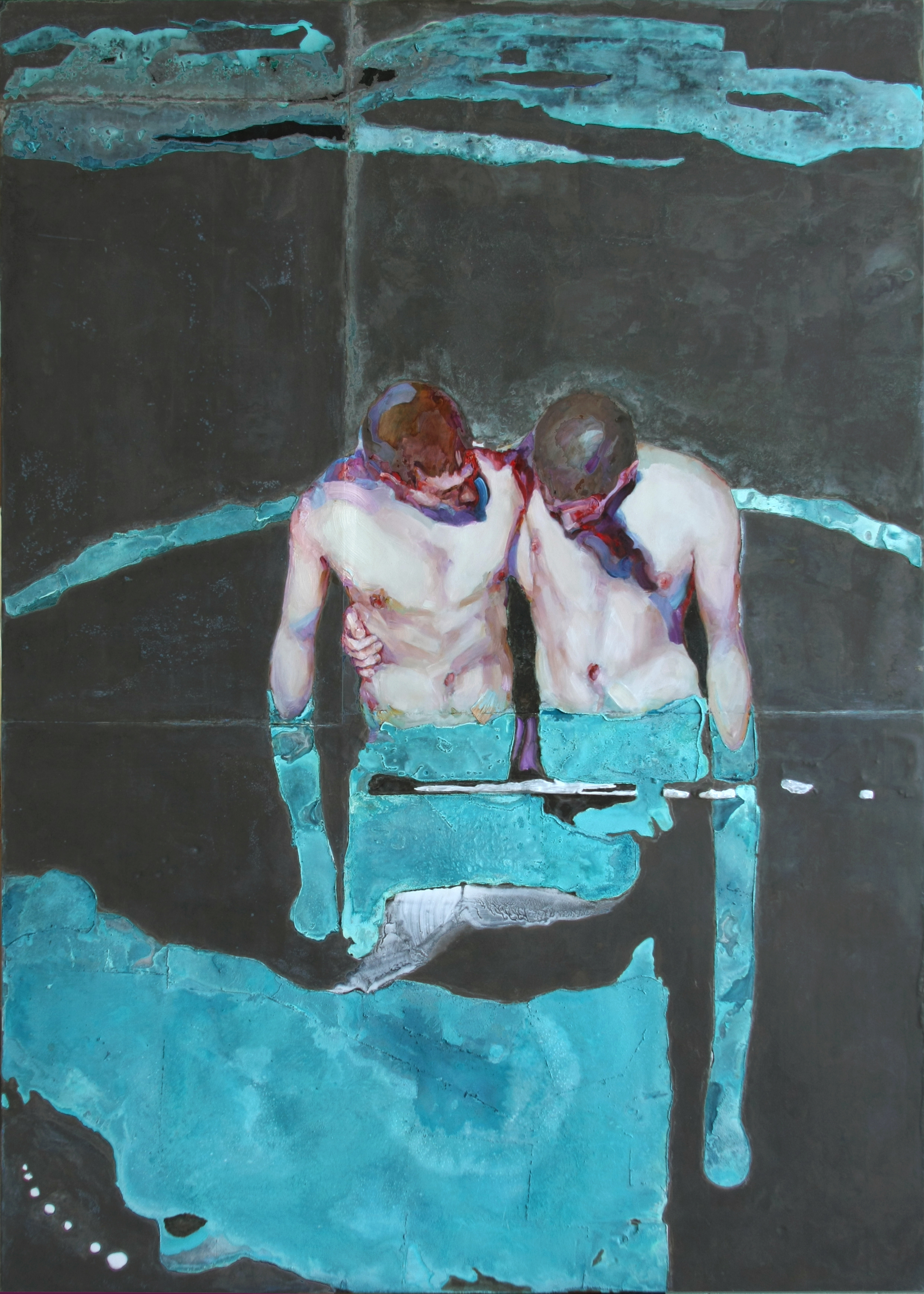 Boys from Water