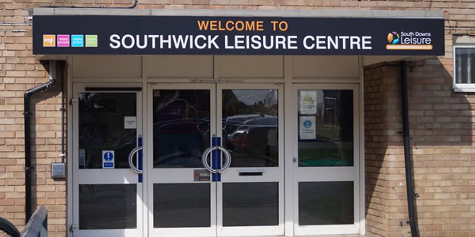 Southwick Leisure Centre 13.11.2021 (Second Session)