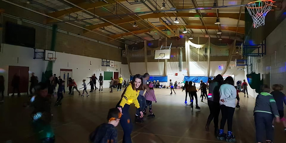 Billingshurst Leisure Centre Roller Disco 25.10.2020