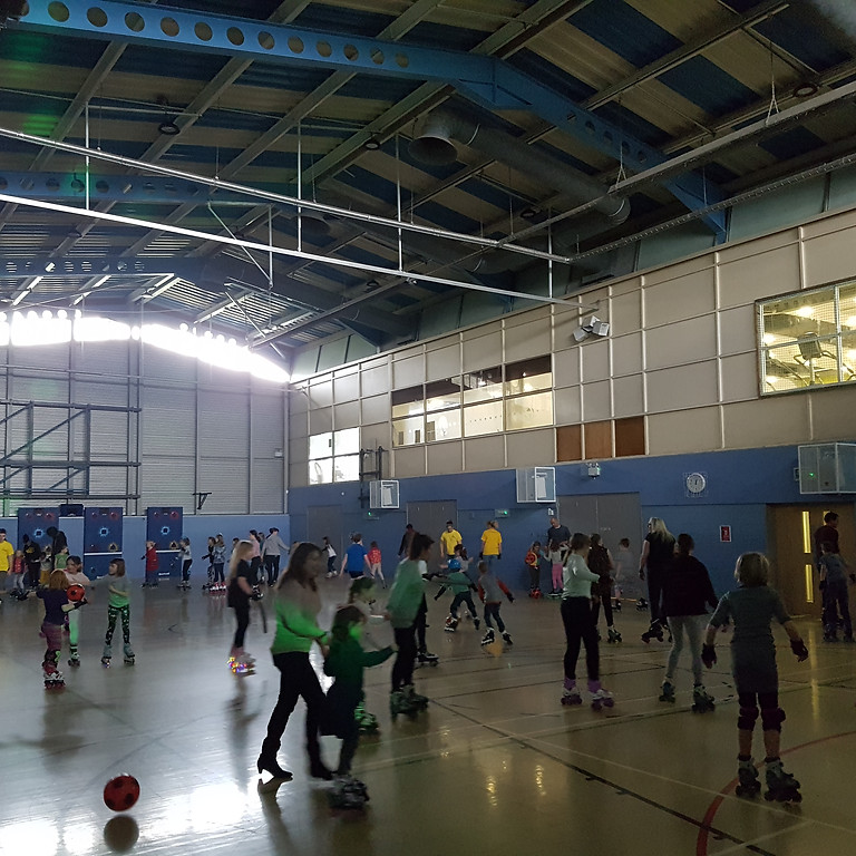 Crowborough Leisure Centre Roller Disco 19.06.21