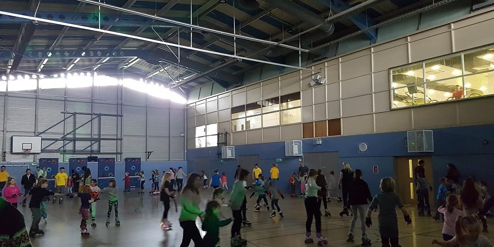 Crowborough Leisure Centre Roller Disco 20.11.2021
