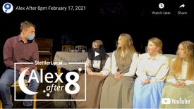 Alex after 8pm - Wm E. Hay Drama Club presents Little Women
