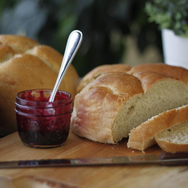 Sourdough Breads & Jams