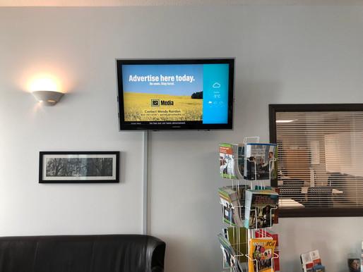 Ad Host - Stettler Learning Center