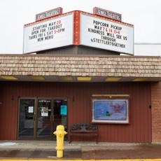 Jewel Theatre - 24hr Outdoor Screen