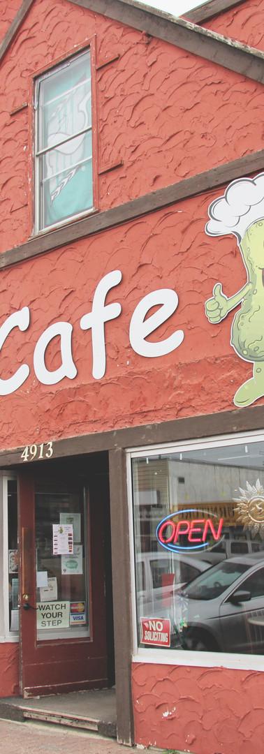 Stettler's favourite cafe!