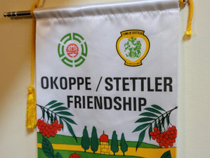 Over 40 year relationship with sister city, Okoppe Hokkaido in Japan