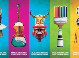 Alberta Culture Days Events