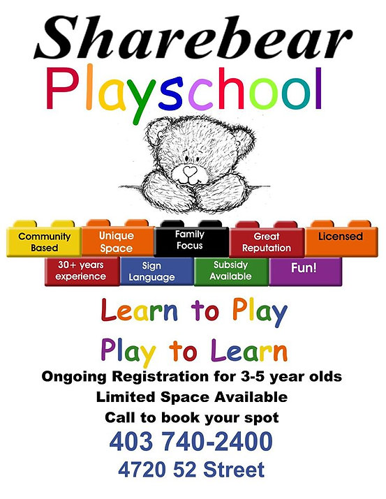 stettler playschool