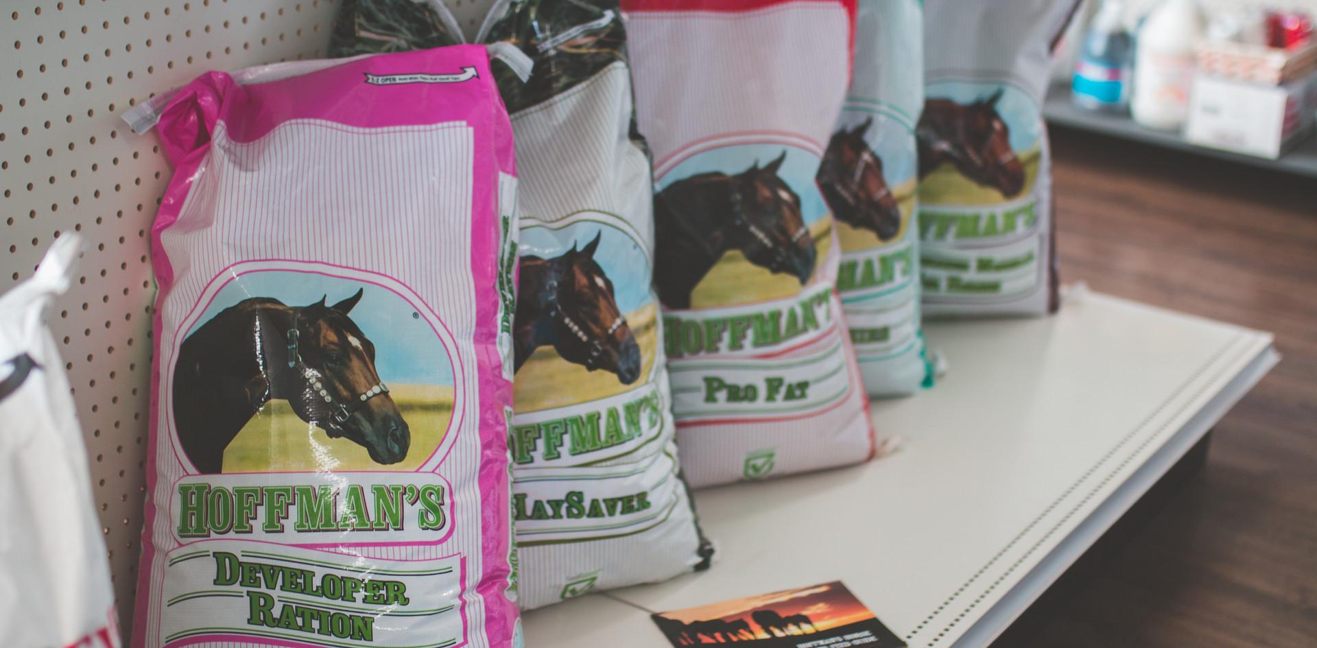 Hoffman's Horse Feed